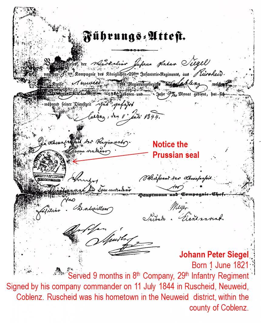 Prussia, Prussia, Prussia